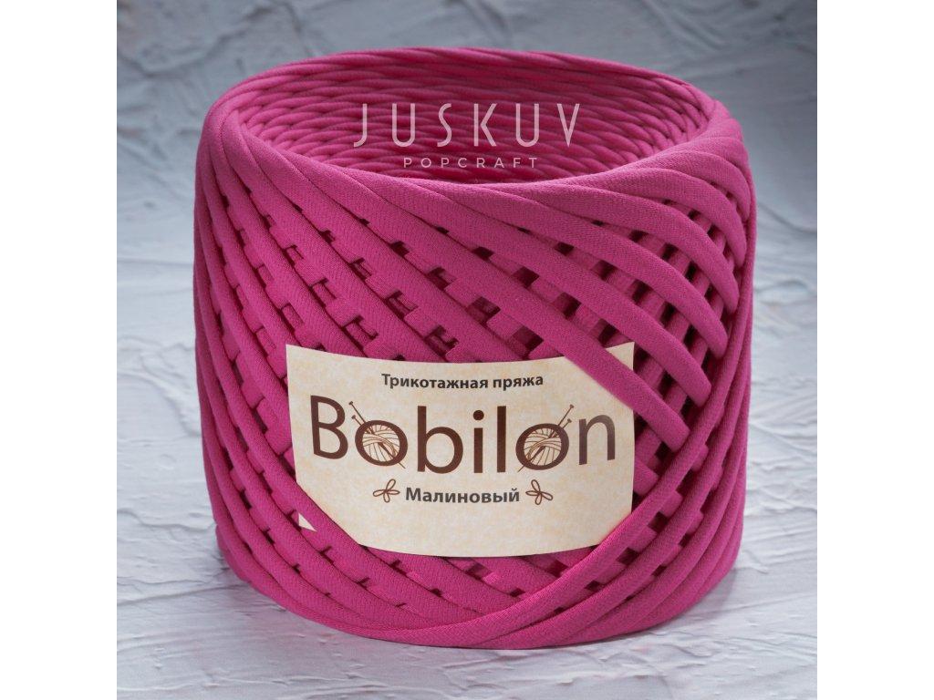 Špagáty Bobilon 5-7 mm Mini - Hot pink