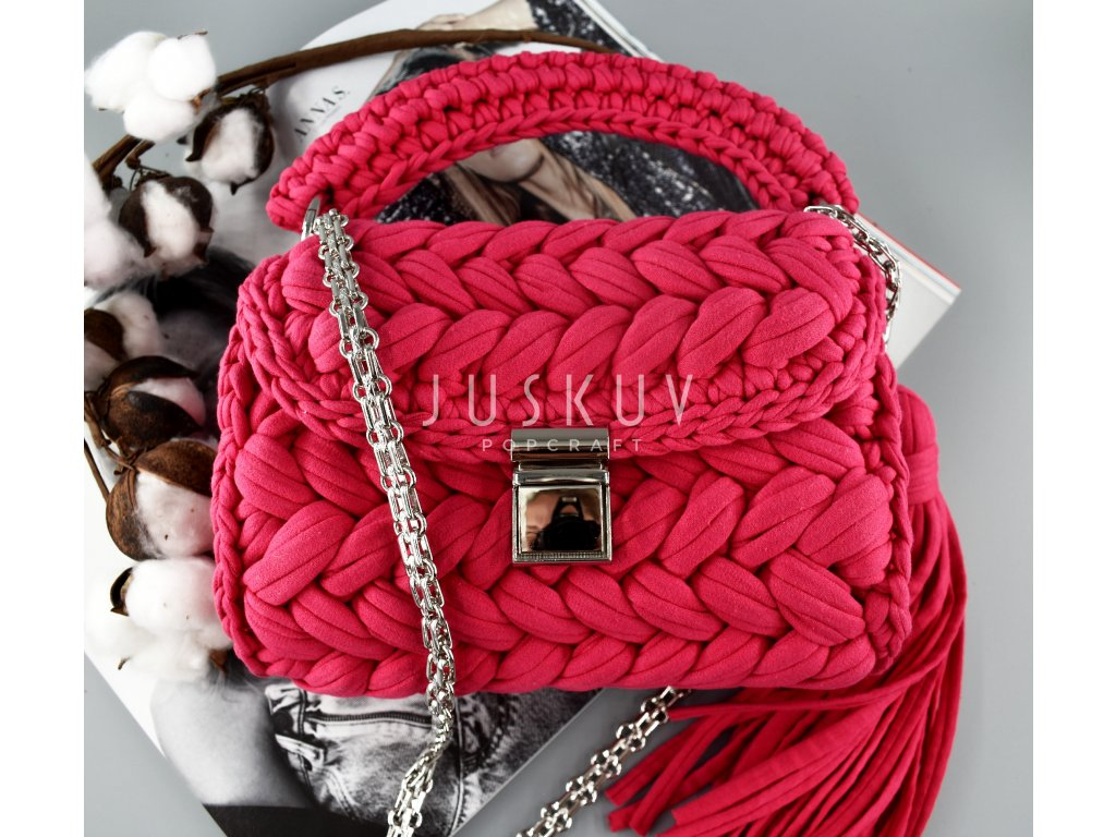 Zeffirka -  růžová Fuchsia