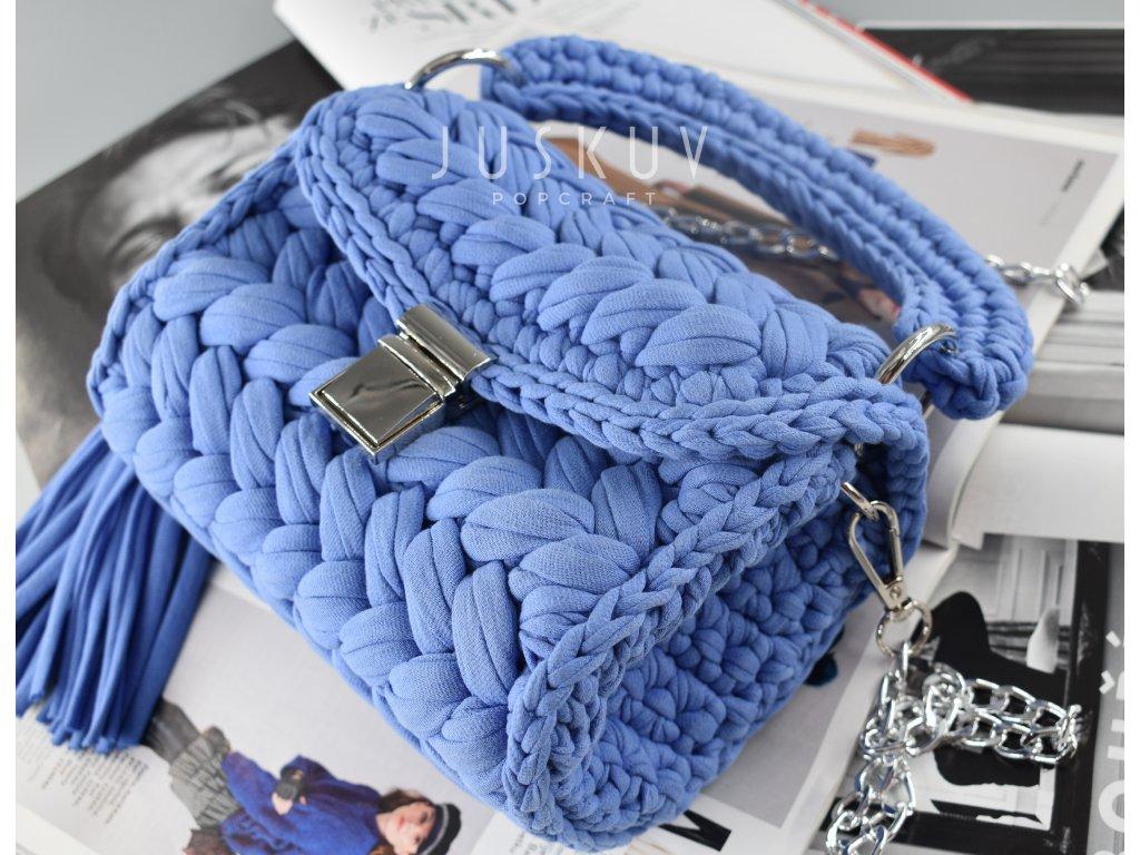 Zeffirka - modrá