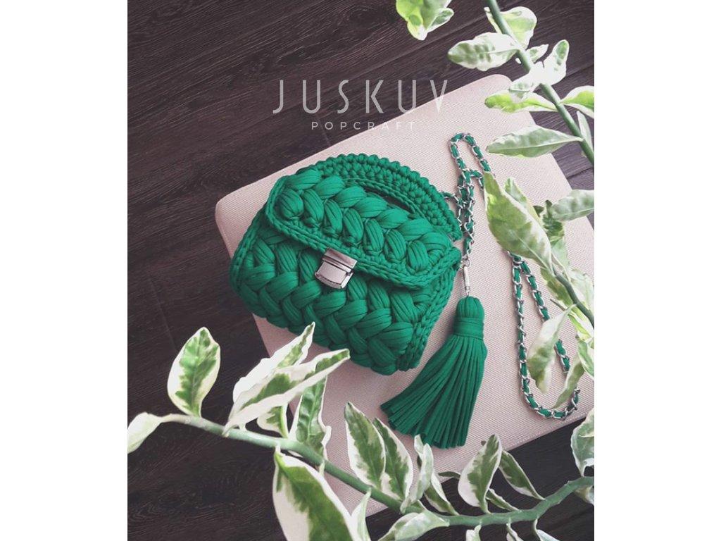 Zeffirka - zelená