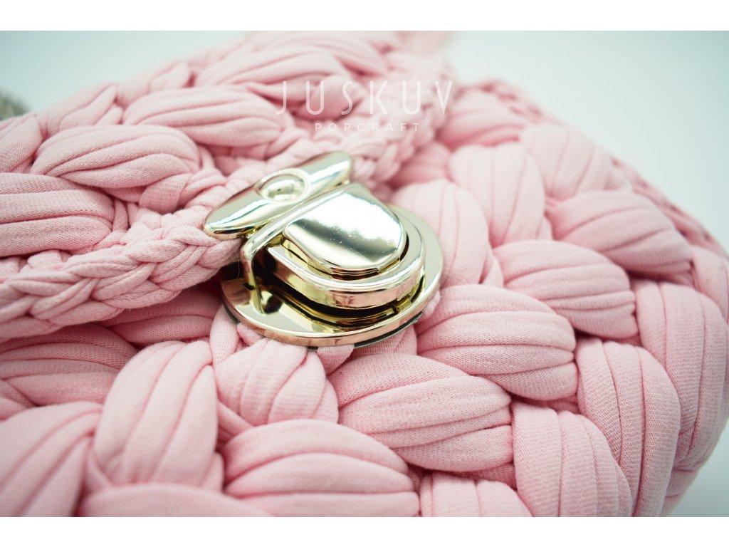 Zeffirka- růžová Blush pink