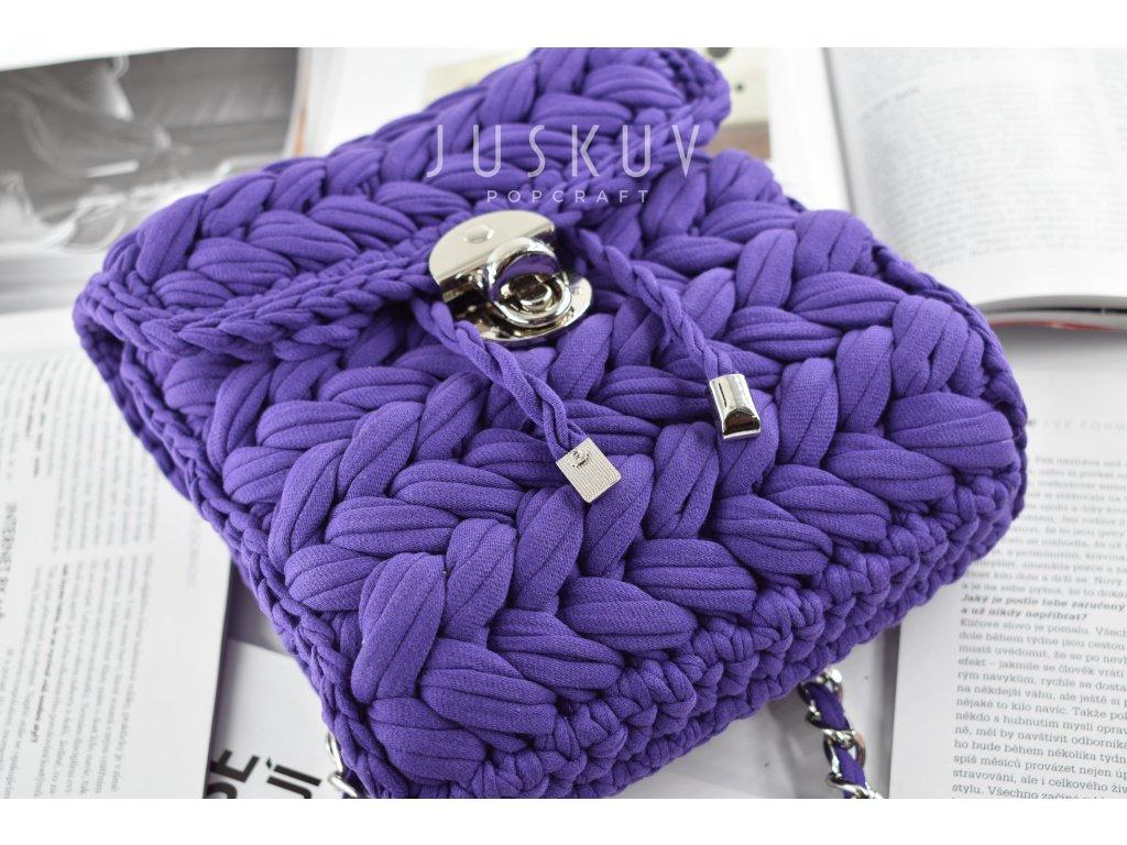 Batoh Zeffirka - fialový