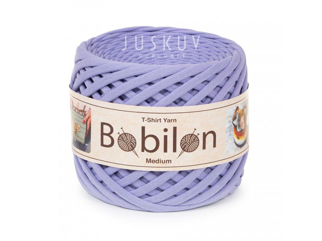 Špagáty Bobilon 5-7 mm Mini - Lavender