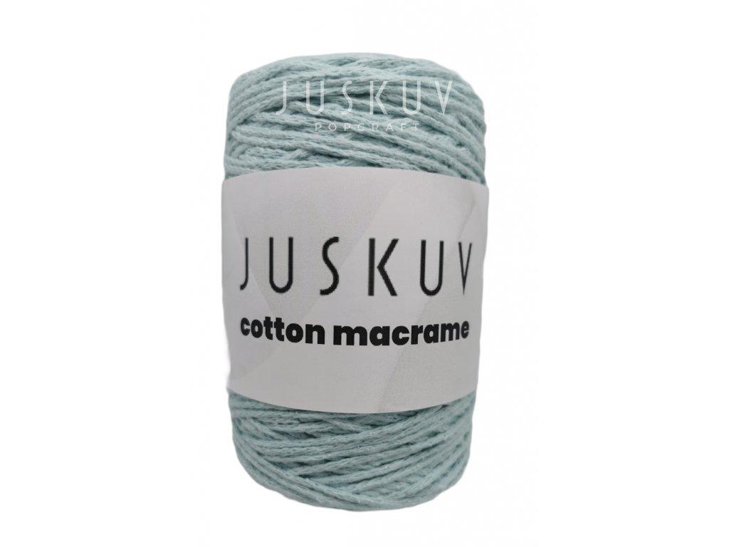 cotton macrame