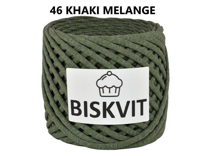 46 Khaki Melange