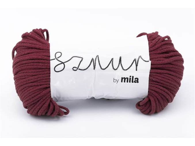 Mila 5 mm Bordo