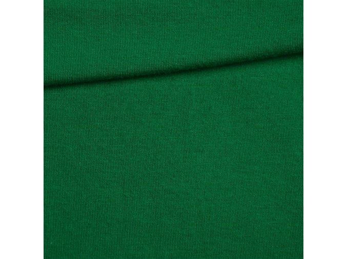 6221 Bavlněný náplet zelený