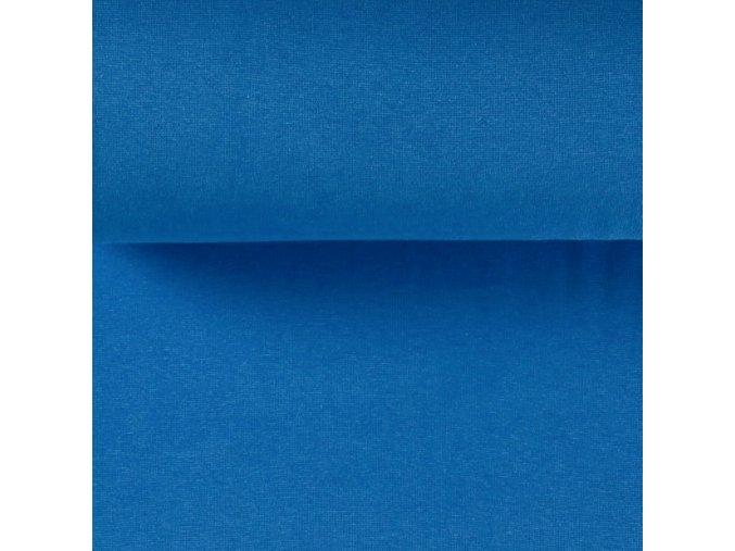 5014 Bavlněný náplet modrý