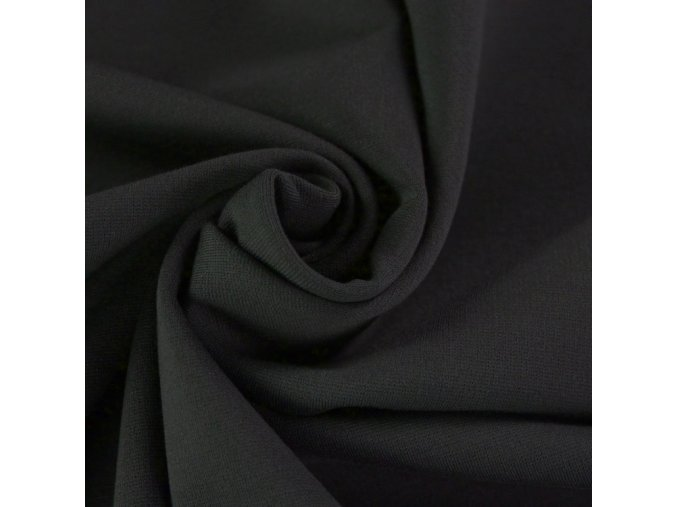 8037 Bavlněný náplet šedý