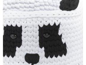 Dětský košík panda