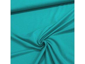 5012 Bavlněný náplet finerib smaragdový
