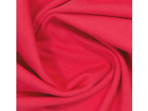 3061 Bavlněný náplet finerib Tmavě růžový
