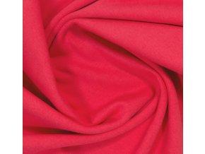 3062 Bavlněný úplet Tmavě růžový