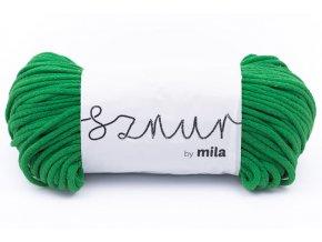 Mila 3 mm Trávově zelená