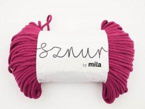 Mila 5 mm Amarant
