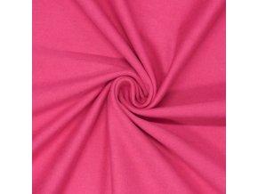 3005 Bavlněný úplet růžový