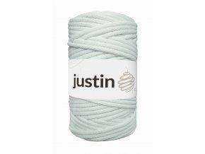 Bavlněné šňůry JUSTIN 5 mm bílá