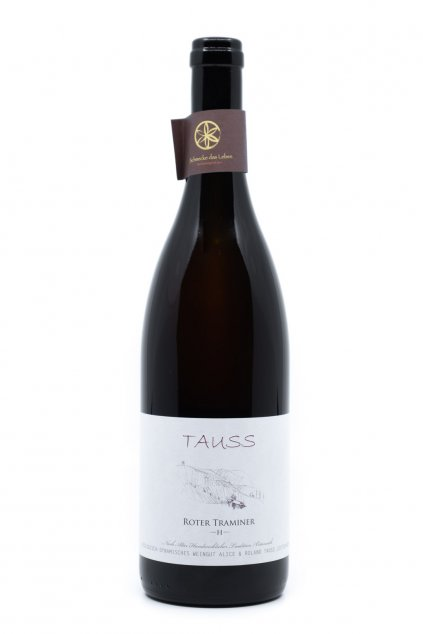 Tauss - Roter Traminer Orange 2017