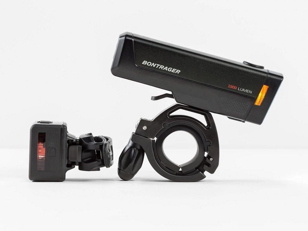 Sada dobíjitelných světel Bontrager Ion Pro RT/Fla