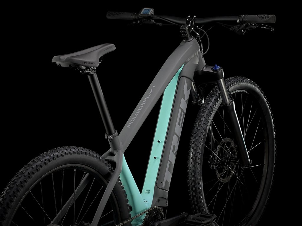 "Elektrokolo TREK Powerfly 4 500W 29"" Matte Solid Charcoal/Matte Miami"