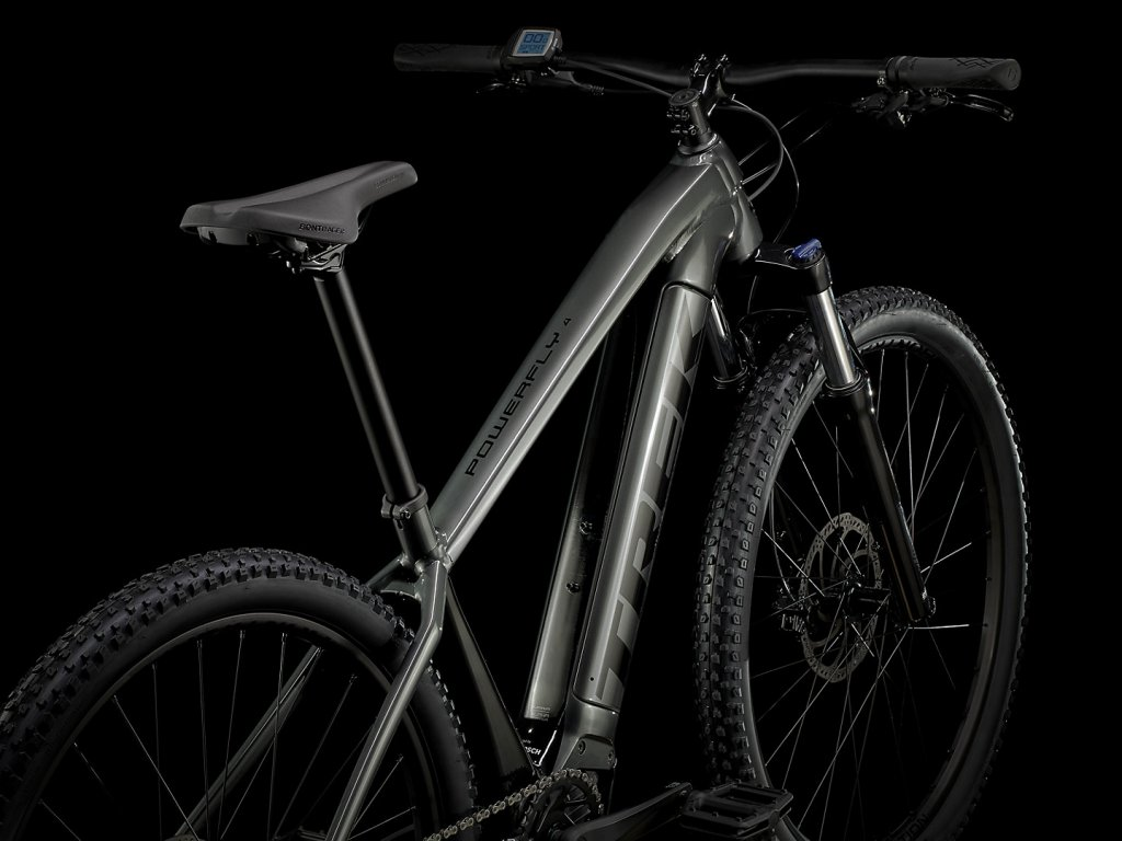 "Elektrokolo TREK Powerfly 4 500W 29"" Lithium Grey/Trek Black"