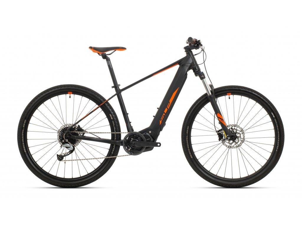 exc 7019 matte black orange