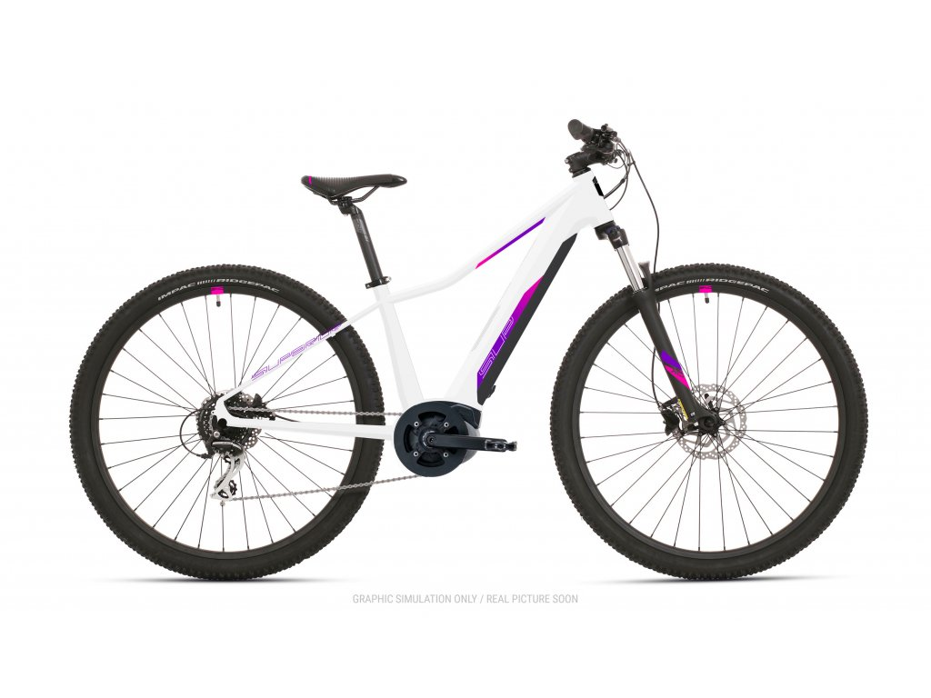 exc 7019 wb gloss white pink violet