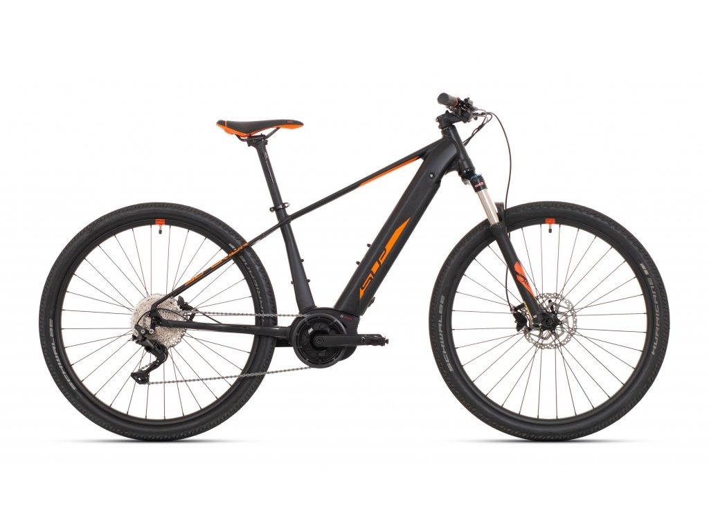 exc 7039 b matte black orange