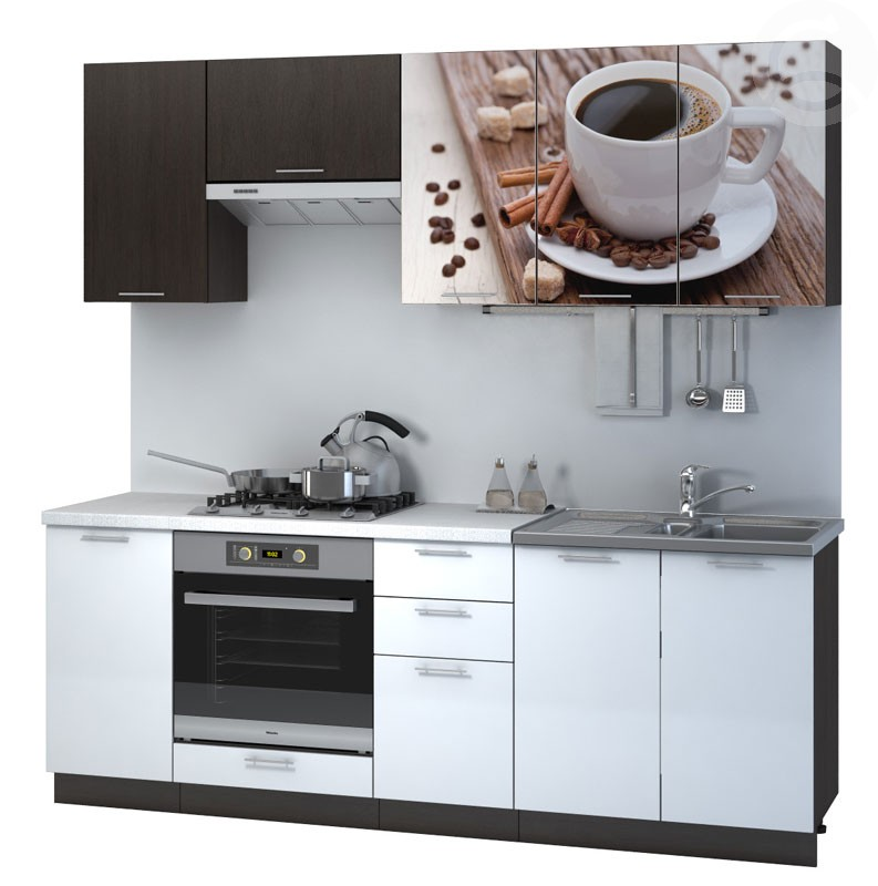 Kuchyně s motivem