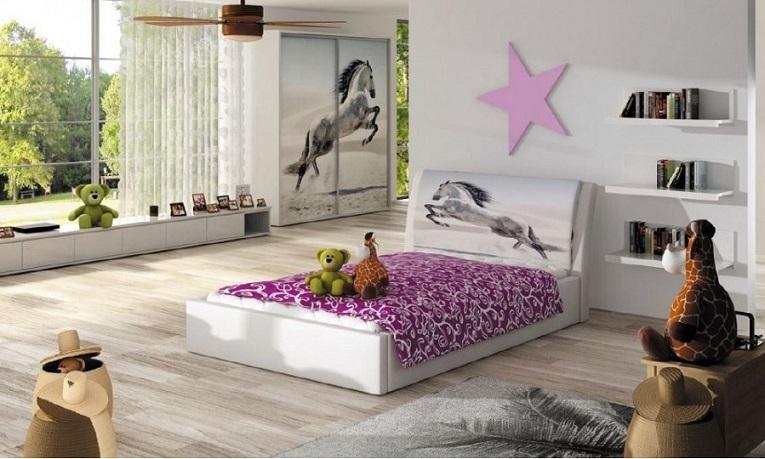 Dětská postel Smile