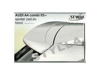 Střešní spoiler - stříška Audi A4 Combi 2004 - 2008
