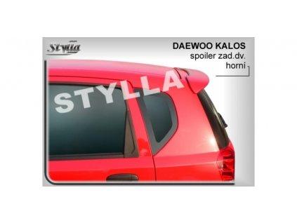 Střešní spoiler Chevrolet Kalos