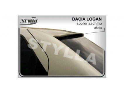 Střešní spoiler - stříška Dacia Logan 2004-