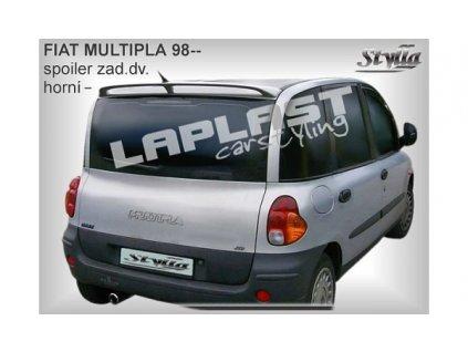 Střešní spoiler Fiat Multipla 98-