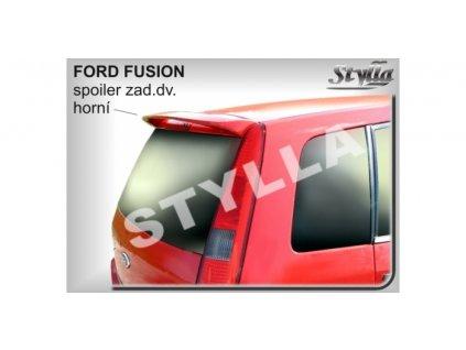 Střešní spoiler, Ford  Fusion 2002-