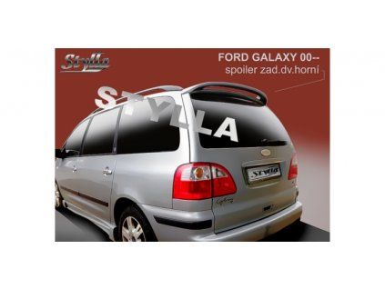 Střešní spoiler - stříška Ford Galaxy 2000 - 2006