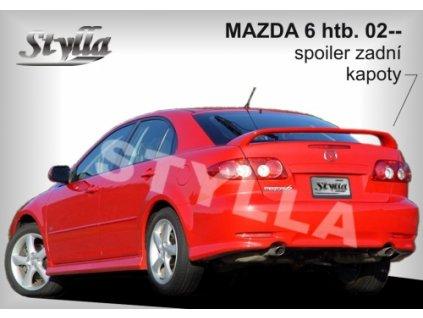 Zadní spoiler Mazda 6 Hatchback 2002 - 2007