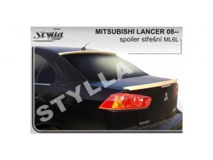 Střešní spoiler Mitsubischi Lancer sedan 10 2008-