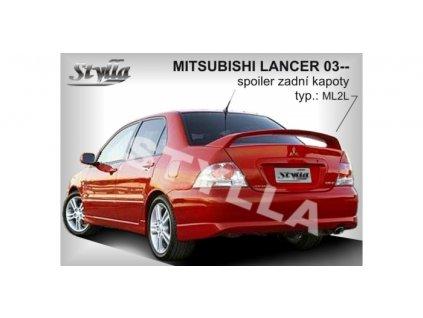 Zadní spoiler Mitsubishi Lancer Sedan 2003- 2008