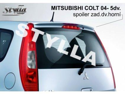 Střešní spoiler Mitsubishi Colt 5D 2004-