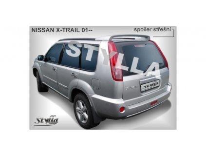 Střešní spoiler Nissan X-Trail 2001-2007
