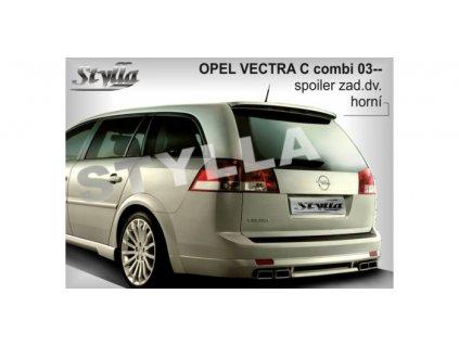 Střešní spoiler Opel Vectra C combi 2003-