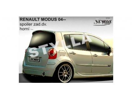 Střešní spoiler Renault Modus 2004-2012