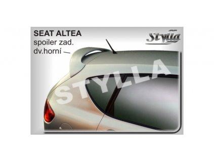 Střešní spoiler - stříška Seat Altea 2004 - 2015