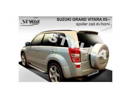 Střešní spoiler - stříška Suzuki Grand Vitara 1998 - 2005