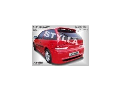 Střešní spoiler Suzuki Swift 3D 2006