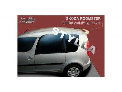 Střešní spoiler Škoda Roomster 2003-2006