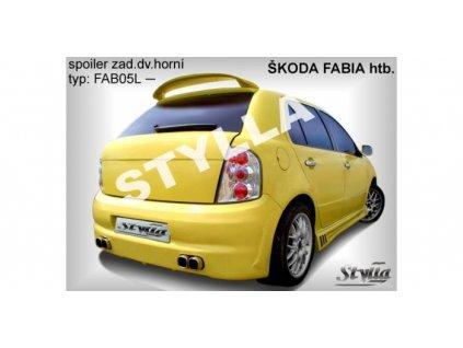 Střešní spoiler Škoda Fabia I htb 1999-2008