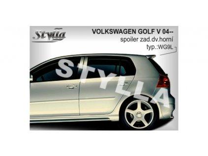 Střešní spoiler VW Golf V 2004-