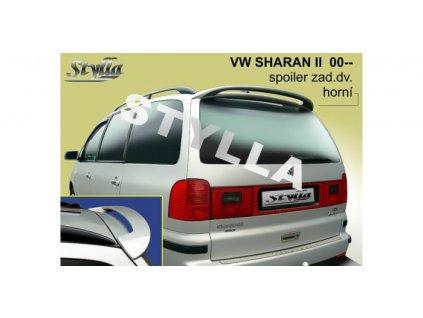 Střešní spoiler VW Sharan II 2000-2010